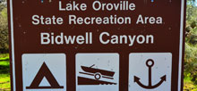 Bidwell Canyon
