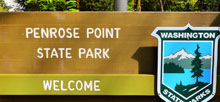 Penrose Point State Park