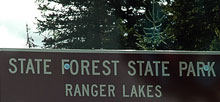 Ranger Lakes State Forest State Park