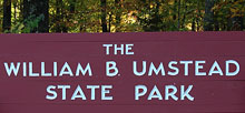 William B Umstead State Park