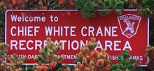 Chief White Crane Recreation Area