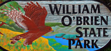 William O Brien State Park