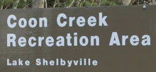 Coon Creek Recreation Area