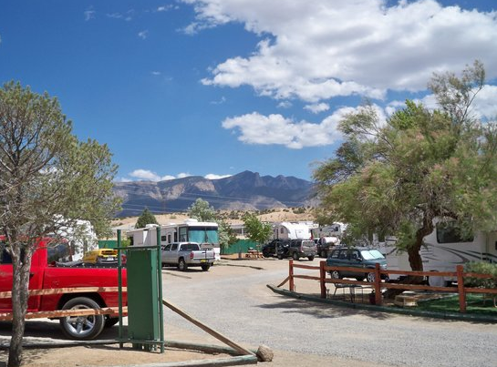 Albuquerque North / Bernalillo KOA - Campsite Photos