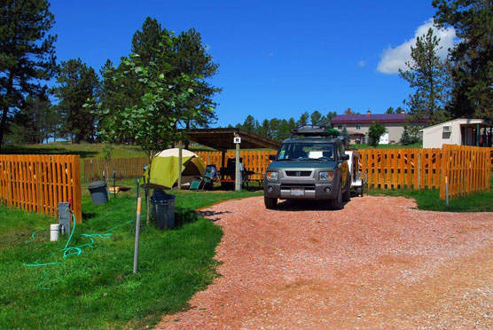 Custer State Park Part Two - Campsite Photos