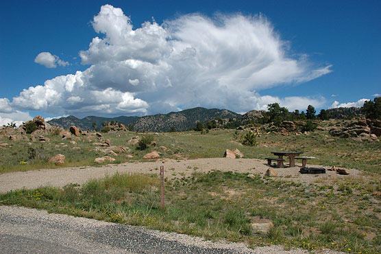 Top 10 Colorado Campsites-Shore_219_Eleven-Mile-State-Park