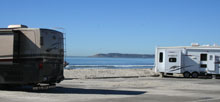 10 Popular California Beach Campgrounds - Silver Strand State Beach