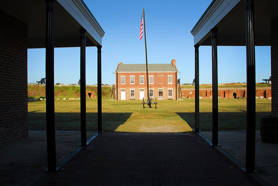 Fort Clinch 4