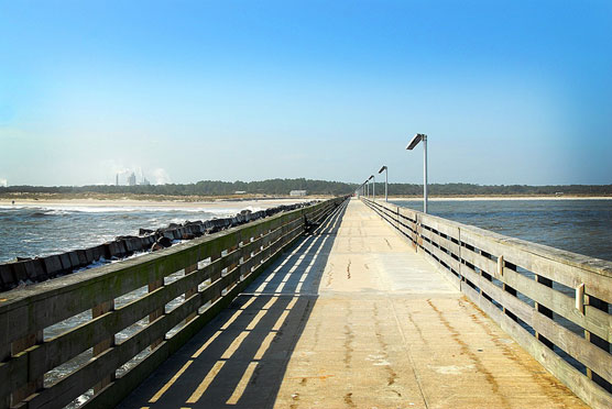 Fort Clinch Pier 3