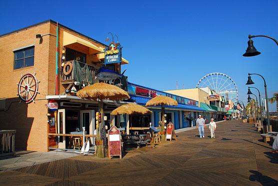 Carolina Forest Myrtle Beach Restaurants