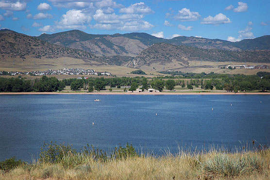 Chatfield Lake