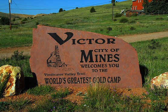Victor Sign