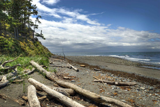 Fort-Ebey-Beach