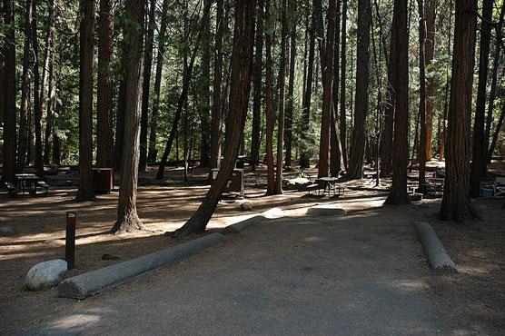 Yosemite Valley Part Two - Campsite Photos