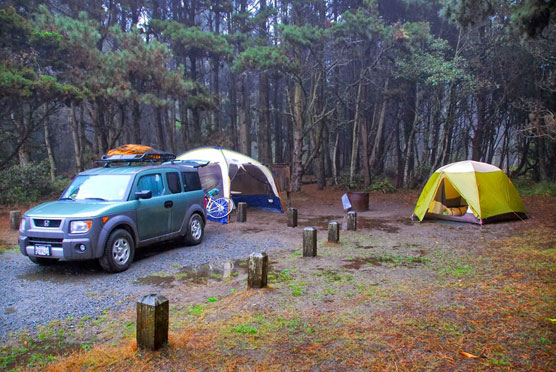 Mac-Kerricher-Campsite