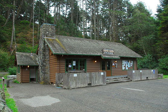 Van-Damme-Visitor-Center