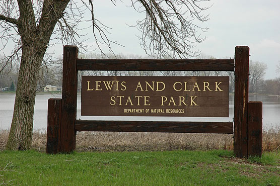 Lewis-and-Clark-Sign