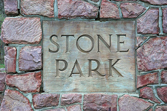Stone-Sign