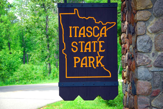 Itasca-Sign