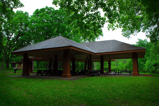 Minneopa-Pavillion