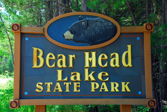 Bear-Head-Lake-Sign