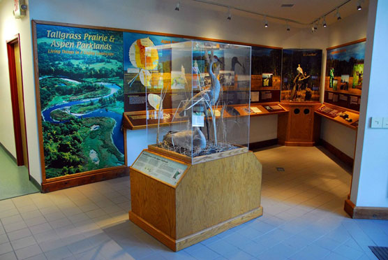 Inside-Lake-Bronson-Visitor-Center