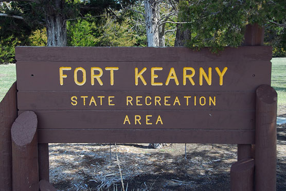 Fort-Kearny-Sign