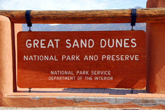Great-Sand-Dunes-Sign