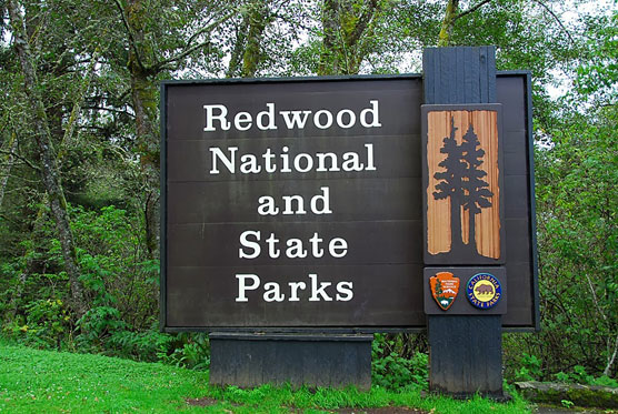 Redwood-National-and-State-Parks-Sign