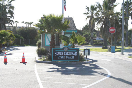 South-Carlsbad-State-Beach-Sign