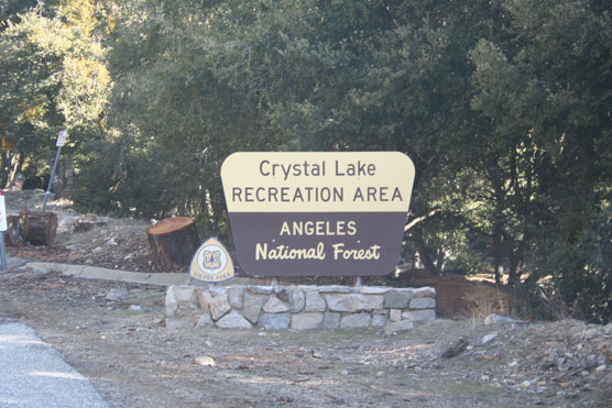 Crystal-Lake-Rec-Area-Sign
