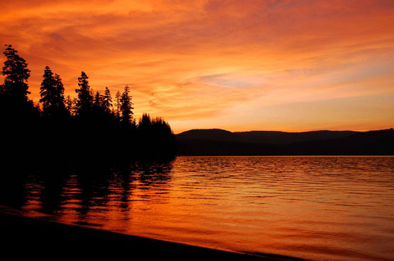 Timothy-Lake-Sunset-2