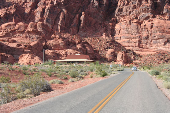 Valley-Of-Fire-Visitor-Center