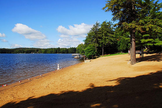 Cranberry-Lake-Beach