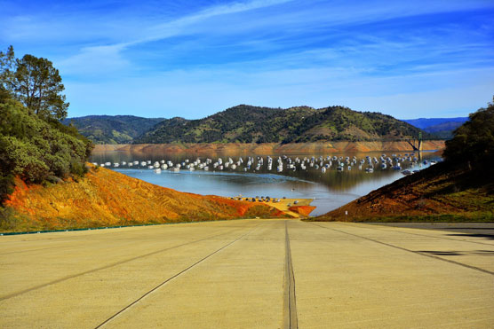 Lake-Oroville-Boat-Ramp
