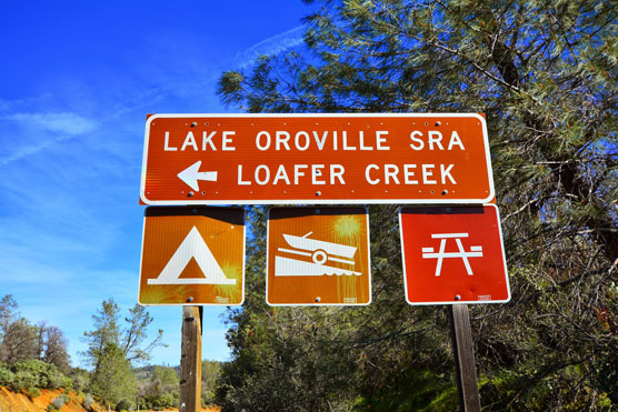 Loafer-Creek-Sign