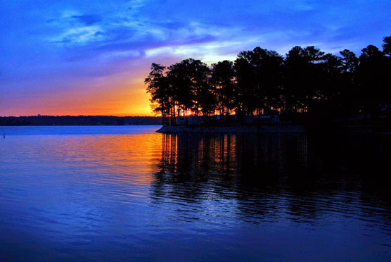 Lake-Greenwood-Sunrise