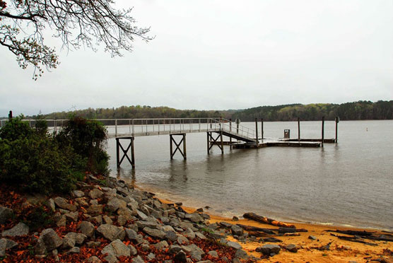 Lake-Wateree-Dock