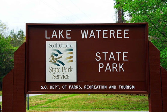 Lake-Wateree-Sign