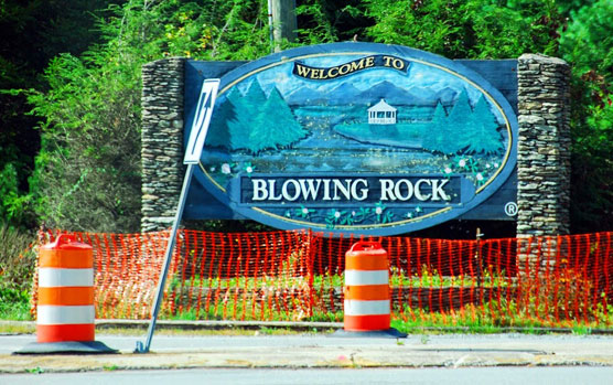Blowing-Rock-Sign