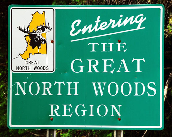 North-Woods-Sign