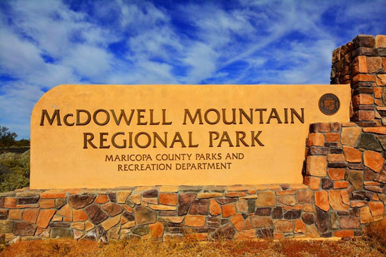 McDowell_Mountain_Sign