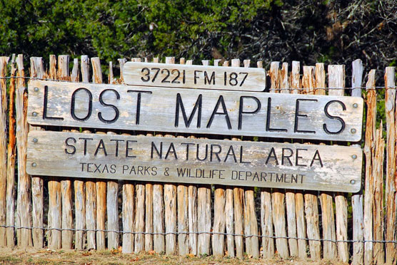 Lost_Maples_Sign