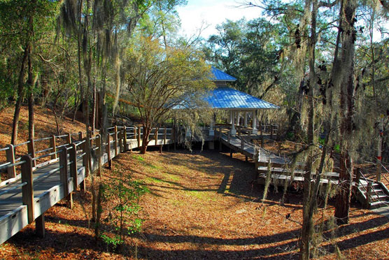 Stephen-Foster-River-Gazebo