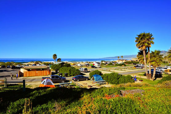 Jalama Beach Park Campground It S All About The Beach