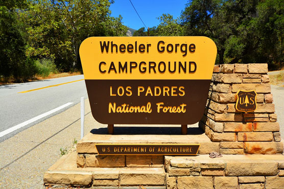 Wheeler-Gorge-Sign