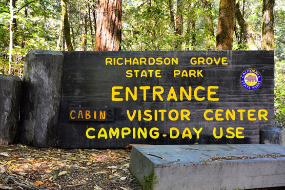 Richardson-Grove-Sign