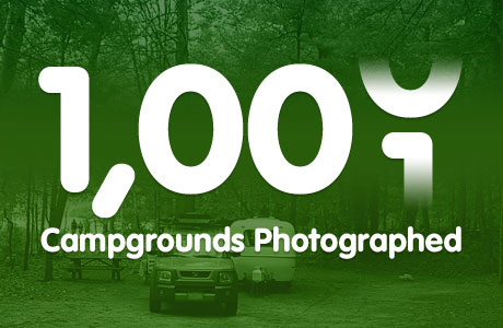 1000 Campgrounds