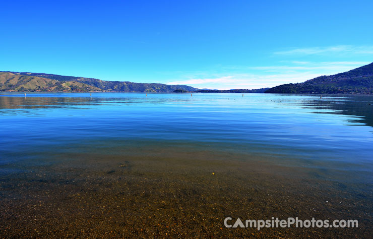Clear Lake State Park - Campsite Photos, Camp Info