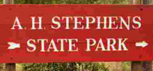 A H Stephens State Park